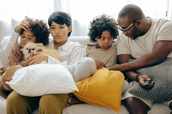 How to Tell Your Children About Divorce and Separation?